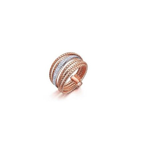 Anillo Palm Tree Rose Gold Le Carre ref. LS086RS Le Carré