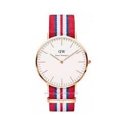 Reloj Caballero Daniel Wellington Exeter 40 referencia 15-112
