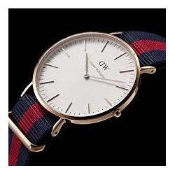 Reloj Caballero Daniel Wellington Oxford 40 Silver referencia 15-201