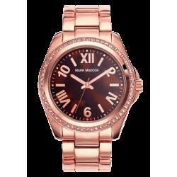 Reloj mujer Mark Maddox Pink Gold ref. MM3017-43