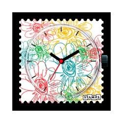Esfera reloj S.T.A.M.P.S. SCRIBBLE
