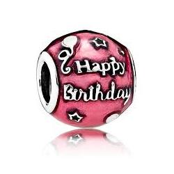 Abalorio Pandora Celebración de Cumpleaños ref. 791983EN117