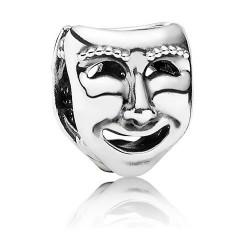 Abalorio Pandora máscara teatro 791177