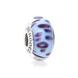 Abalorio Cristal de Murano Azul Pitón Artículo 790945